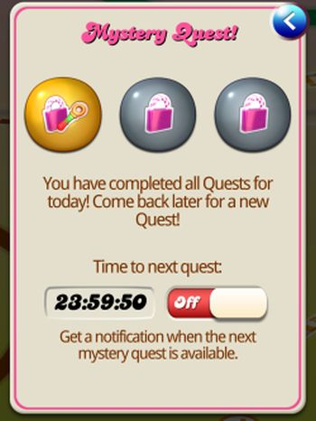 to unlock Candy Crush Mystery Quests without waiting 24 hours - Candy